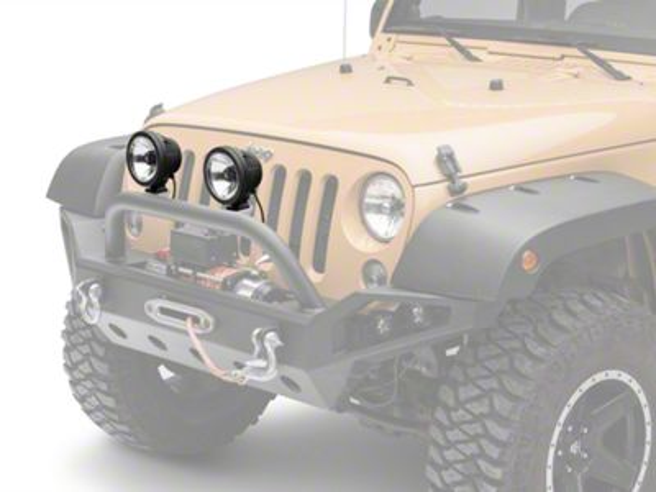KC HiLiTES 6 in. Gravity Pro-Sport LED Light - Driving Beam