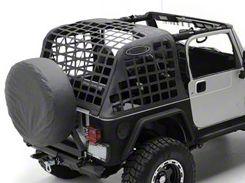 Smittybilt Cargo Restraint System (97-06 Jeep Wrangler TJ)