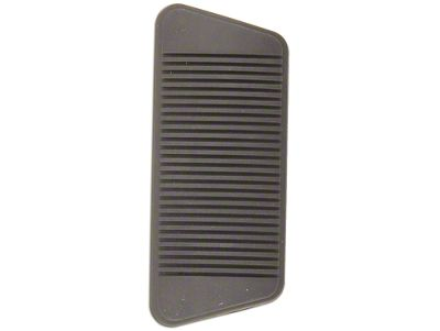 Crown Automotive Brake Pedal Pad (87-99 Jeep Wrangler YJ & TJ w/ Automatic Transmission)