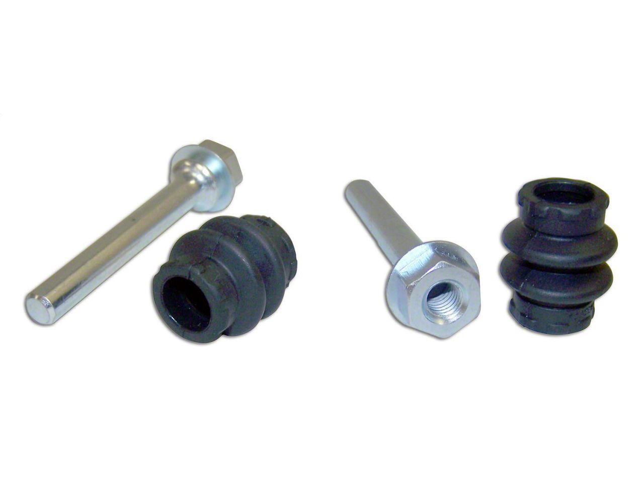 Crown Automotive Front Brake Caliper Pin Kit (07-18 Jeep Wrangler JK)