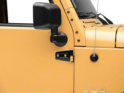 Crown Automotive Outer Door Hinge (07-18 Jeep Wrangler JK)