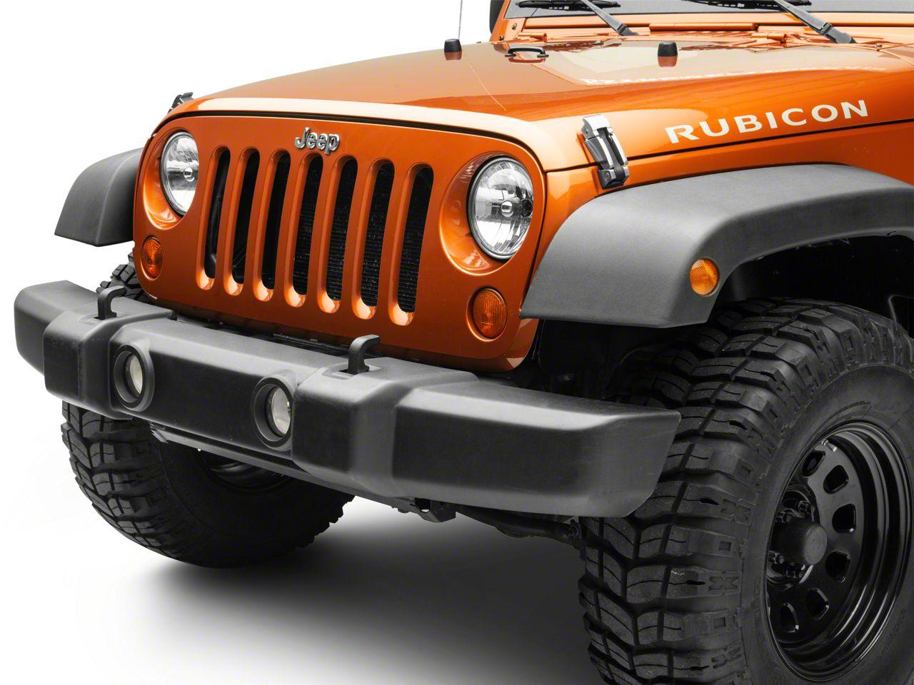 Front Marker Light - Amber (07-18 Jeep Wrangler JK)