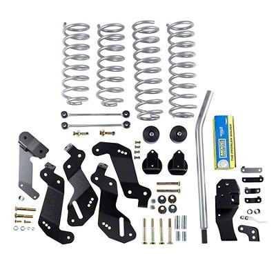 Rubicon Express 3.5 in. Sport Suspension Lift Kit (07-18 Jeep Wrangler JK 2 Door)