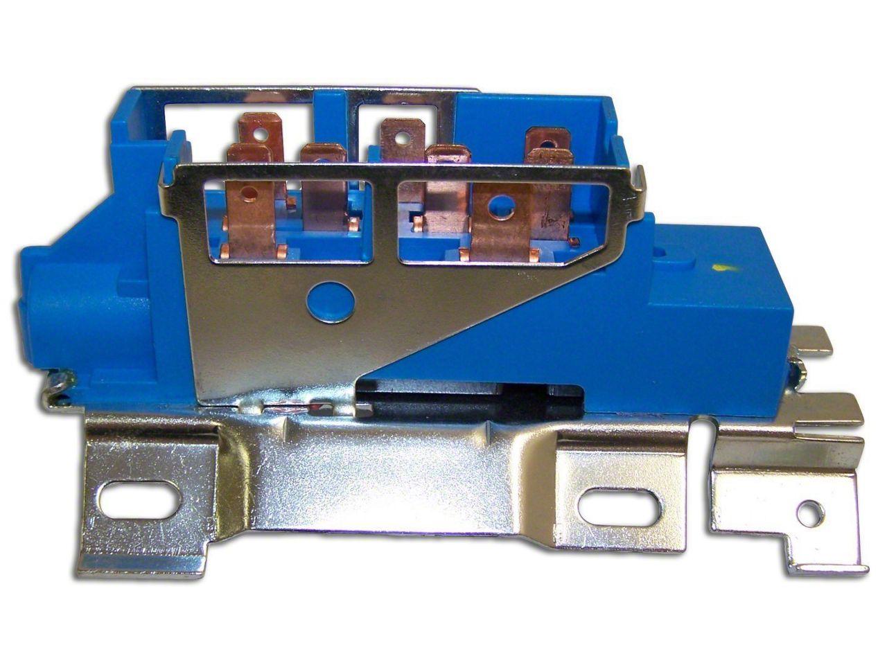 Vintage Ignition Lock Switch (87-95 Jeep Wrangler YJ)