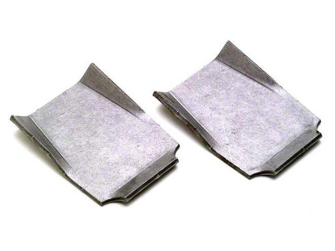 JKS Mini Skid Plates for OE Front Lower Control Arm (07-18 Jeep Wrangler JK)