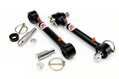 JKS Sway Bar Quick Disconnect for 0-2 in. Lift (07-18 Jeep Wrangler JK)