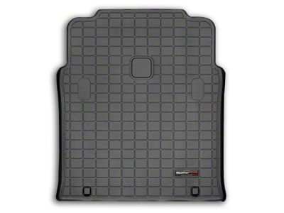 Weathertech DigitalFit Cargo Liner - Black (04-06 Jeep Wrangler TJ Unlimited)