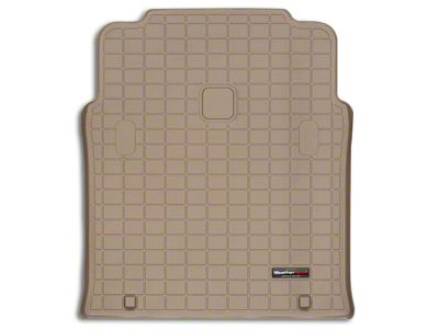 Weathertech DigitalFit Cargo Liner - Tan (04-06 Jeep Wrangler TJ Unlimited)