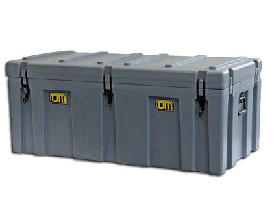 TJM Spacecase Storage Container - 43.25x21.5x17.5 in. (87-19 Jeep Wrangler YJ, TJ, JK & JL)