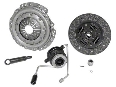 Omix-ADA Clutch Kit (87-90 2.5L Jeep Wrangler YJ)