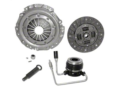 Omix-ADA Clutch Kit (1991 2.5L Jeep Wrangler YJ)