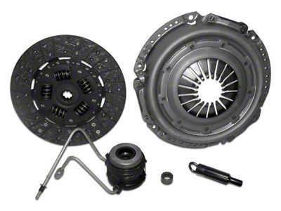 Omix-ADA Clutch Kit (1993 4.0L Jeep Wrangler YJ)