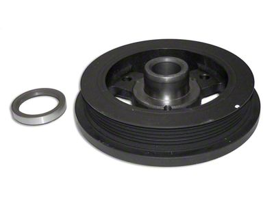 Crown Automotive Crankshaft Damper & Front Crankshaft Seal (91-06 4.0L Jeep Wrangler YJ & TJ)