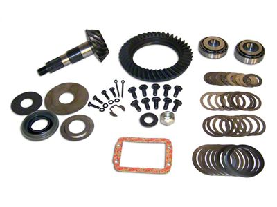 Omix-ADA Dana 30 Front Ring Gear and Pinion Kit - 3.07 Gears (87-95 Jeep Wrangler YJ)