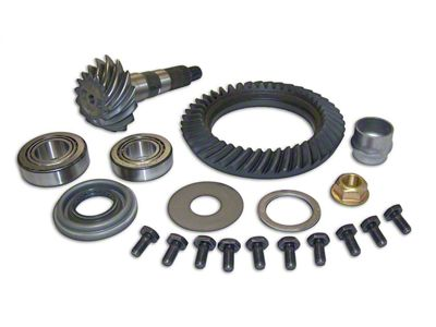 Crown Automotive Dana 30 Front Ring Gear and Pinion Kit - 3.07 Gears (97-06 Jeep Wrangler TJ)