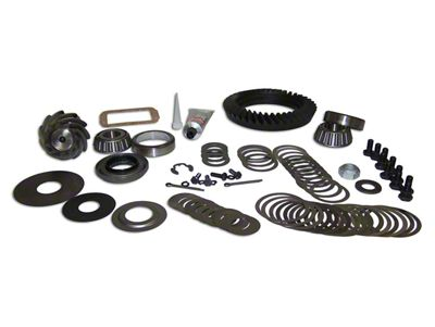Omix-ADA Dana 30 Front Ring Gear and Pinion Kit - 3.55 Gears (87-95 Jeep Wrangler YJ)