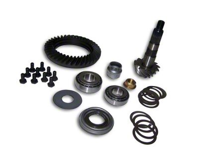 Omix-ADA Dana 30 Front Ring Gear and Pinion Kit - 3.55 Gears (97-98 Jeep Wrangler TJ)