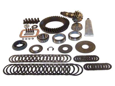 Omix-ADA Dana 30 Front Ring Gear and Pinion Kit - 3.73 Gears (94-95 Jeep Wrangler YJ)