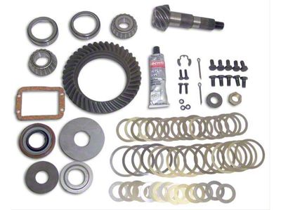 Omix-ADA Dana 30 Front Ring Gear and Pinion Kit - 4.56 Gears (87-95 Jeep Wrangler YJ)