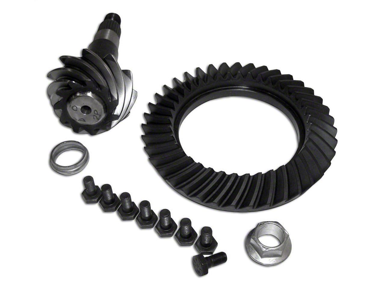 Omix-ADA Dana 35 Rear Ring Gear and Pinion Kit - 3.55 Gears (87-93 Jeep Wrangler YJ)