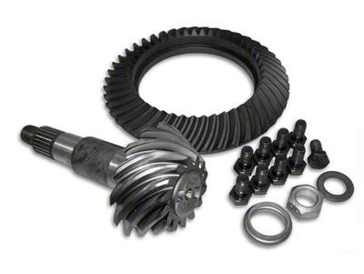 Omix-ADA Dana 44 Rear Axle Ring Gear and Pinion Kit - 3.21 Gears (07-18 Jeep Wrangler JK)