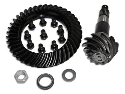 Omix-ADA Dana 44 Rear Axle Ring Gear and Pinion Kit - 3.73 Gears (08-18 Jeep Wrangler JK)
