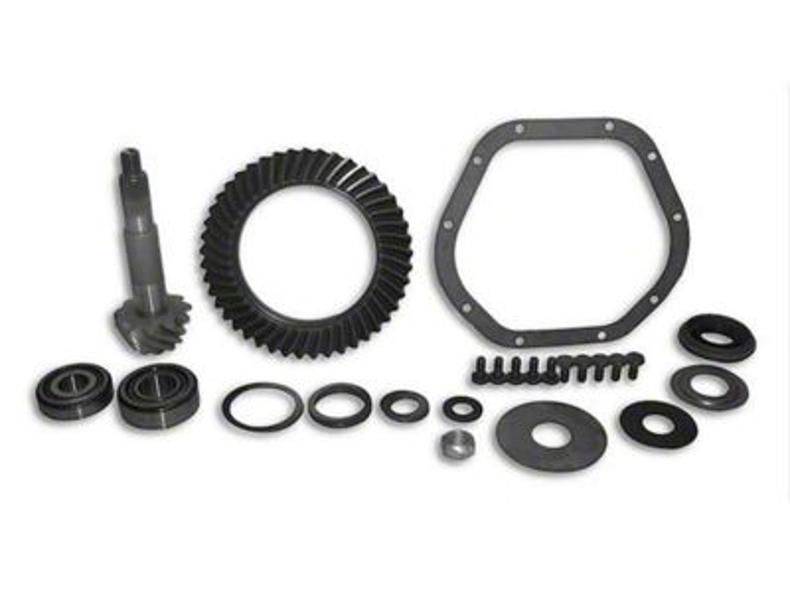 Omix-ADA Dana 44 Rear Ring Gear and Pinion Kit - 4.09 Gears (91-95 Jeep Wrangler YJ)