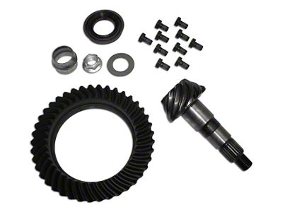 Omix-ADA Dana 44 Front Axle Ring Gear and Pinion Kit - 4.10 Gears (07-18 Jeep Wrangler JK)