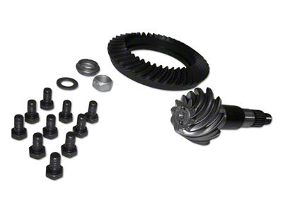 Omix-ADA Dana 44 Rear Axle Ring Gear and Pinion Kit - 4.11 Gears (07-18 Jeep Wrangler JK)
