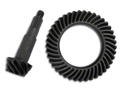 Crown Automotive Dana 44 Rear Axle Ring Gear and Pinion Kit - 4.56 Gears (07-18 Jeep Wrangler JK)