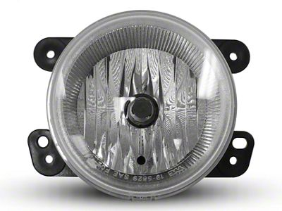 Omix-ADA Driver or Passenger Side Fog Light (07-09 Jeep Wrangler JK)