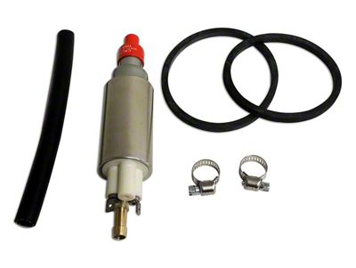 Crown Automotive Electric Fuel Pump for 14.5 or 20 Gallon Tank (87-90 2.5L Jeep Wrangler TJ)
