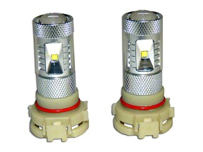 RT Off-Road Fog Lamp LED Bulbs (10-18 Jeep Wrangler JK)