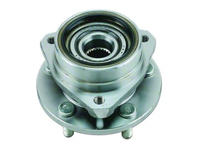 Omix-ADA Front Brake Hub Assembly (87-89 Jeep Wrangler YJ)