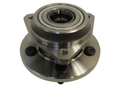 Omix-ADA Front Brake Hub Assembly (90-99 Jeep Wrangler YJ & TJ)
