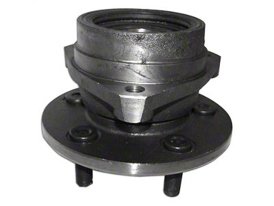 Front Hub & Bearing Assembly (90-95 Jeep Wrangler YJ; 97-99 Jeep Wrangler TJ w/ 2-Piece Composite Style Rotor)