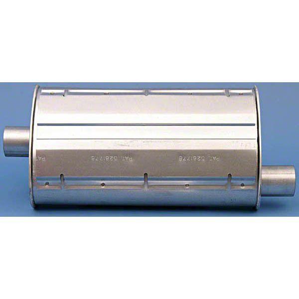 Omix-ADA Replacement Muffler & Tailpipe (97-02 2.5L Jeep Wrangler TJ)
