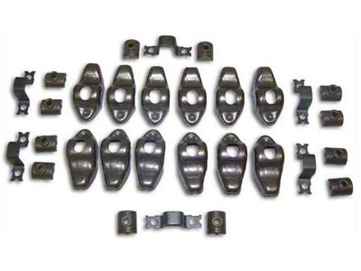 Omix-ADA Rocker Arm Kit (87-06 4.0L or 4.2L Jeep Wrangler YJ & TJ)