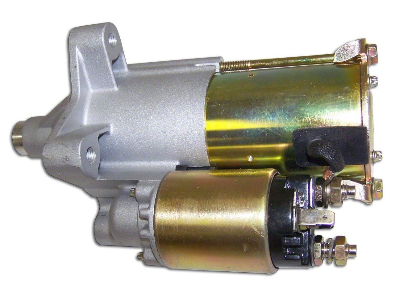 Omix-ADA Starter (07-08 3.8L Jeep Wrangler JK w/ Automatic Transmission)