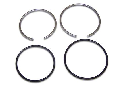 Omix-ADA Steering Gear End Plug Seal Kit (87-02 Jeep Wrangler YJ & TJ w/ Power Steering)
