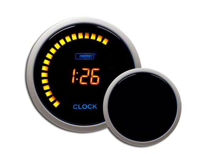 Prosport Digital Clock - Amber (97-19 Jeep Wrangler TJ, JK & JL)