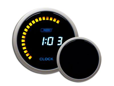 Prosport Digital Clock - Blue (97-18 Jeep Wrangler TJ, JK & JL)
