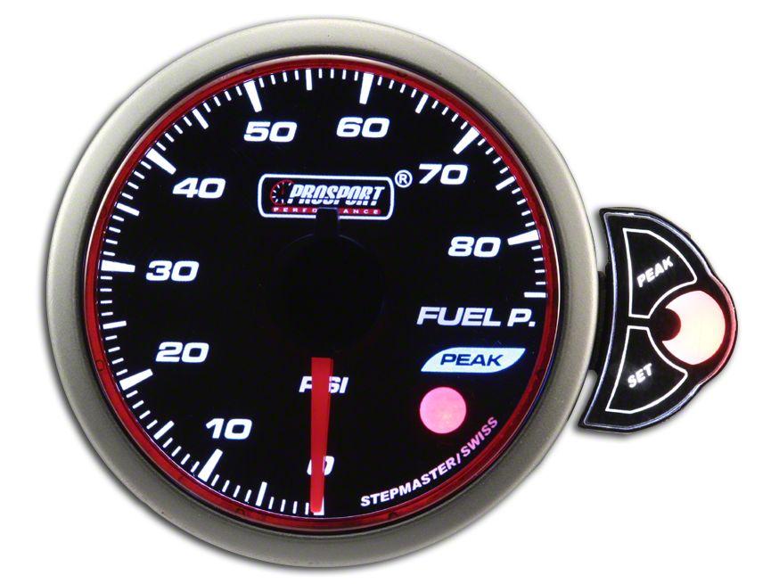 Prosport Halo Fuel Pressure - Electrical (97-18 Jeep Wrangler TJ, JK & JL)