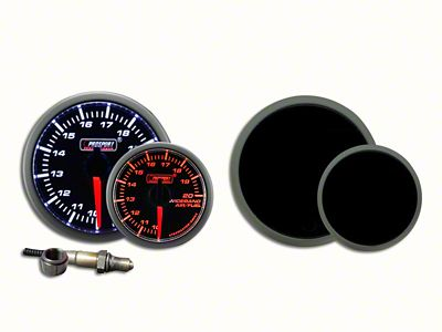 Prosport Dual Color Premium Air Fuel Ratio Kit - Amber/White (97-18 Jeep Wrangler TJ, JK & JL)