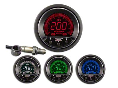 Prosport Premium Evo Digital Wideband Air Fuel Ratio Kit (97-18 Jeep Wrangler TJ, JK & JL)