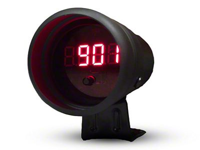 Prosport Digital Tachometer w/ Shift Lift (97-18 Jeep Wrangler TJ, JK & JL)