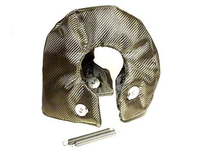 Prosport T3 Turbo Heat Shield Blanket - Titanium (97-18 Jeep Wrangler TJ, JK & JL)