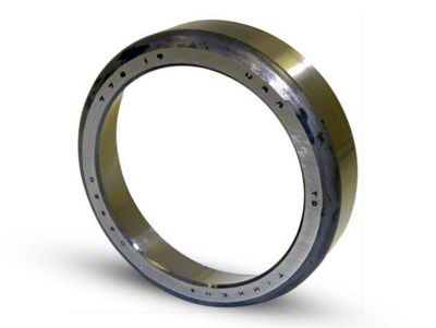Omix-ADA Dana 30 Front/Dana 44 Rear Axle Outer Pinion Bearing Cup (87-06 Jeep Wrangler YJ & TJ)