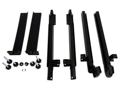 Door Surround Kit (07-18 Jeep Wrangler JK 4 Door w/o Sunrider Top)