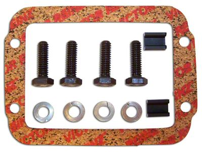 Omix-ADA Fork Disconnect Clip Kit (87-95 Jeep Wrangler YJ)